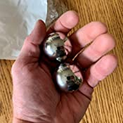 "Two 1-1//2/"" Inch G25 Precision Chromium Chrome Steel Bearing Balls AISI 52100"