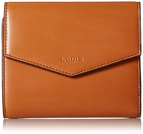 Lodis Audrey Lana French Purse Wallet - Toffee - One Size