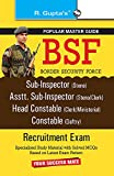 BSF SI (Steno)/ASI (Steno & Clerk)/Head Constable (Clerk & Ministerial)/Constable (Daftry) Recruitment Exam Guide