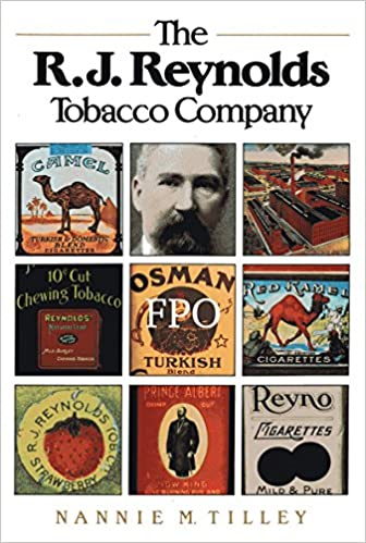 Book The R.J.Reynold's Tobacco Company