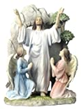 11.25'' Resurrection of Jesus Christ Figure Catholic Religious Decor Figure