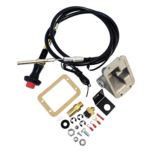Secure Disconnect Lock Kit Vorderachse DANA 30