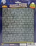 Forum Novelties 80831 Dungeon Wall Mural, Multicolor