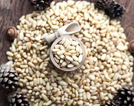 Piñones, 8 Onzasa - Pignolias, A granel, Kosher, Crudo: Amazon.es: Alimentación y bebidas