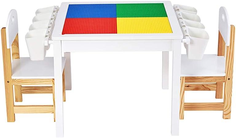 Juegos de mesas y sillas Juego de Mesa de Juegos para niños Juego de Mesa y