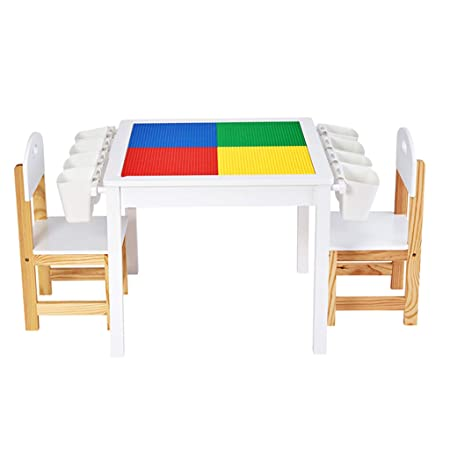 Juegos de mesas y sillas Juego de Mesa de Juegos para niños Juego ...