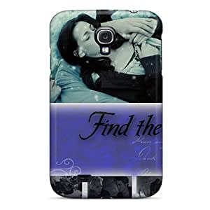 High Quality Hard Cell-phone Cases For Samsung Galaxy S4 (YZu6630Ffvw) Support Personal Customs High-definition Twilight Series WANGJING JINDA