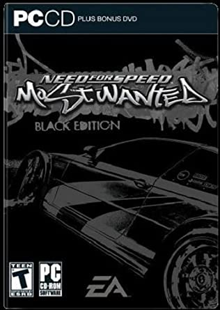 Amazon Com Need For Speed Most Wanted Black Edition Pc Video