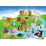 fisher price animal sets - Fisher Price Little People Zoo Animal Collection