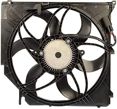 Dorman 621-194 Engine Cooling Fan Assembly for Select BMW Models