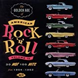 The Golden Age of American Rock 'n' Roll Volume 12 - 30 Hot 100 Hits from 1954-1963