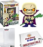 Funko Pop! Masters of the Universe Scare Glow, Glow In The Dark, Limited Edition Summer Convention Exclusive, Concierge Collectors Bundle