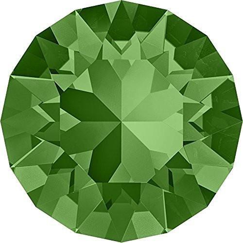 1028 & 1088スワロフスキーChatons &ラウンドストーンFern Green SS29 (6.25mm) - Pack of 288 (Wholesale) 10001304 SS29 (6.25mm) - Pack of 288 (Wholesale)  B076BDQKRX
