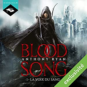 La Voix du sang (Blood Song 1) | Livre audio
