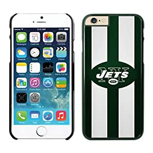 New York Jets Case For iPhone 6 Black 4.7 inches