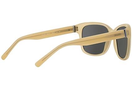Amazon.com: DKNY dy4096 Gafas de sol 368087 – 56 – Opal ...