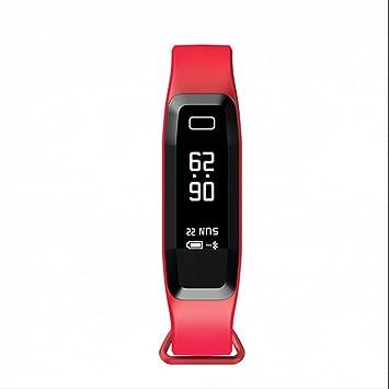 Pulsera de Actividad Fitness Tracker,Pulsera Actividad Bluetooth con ...