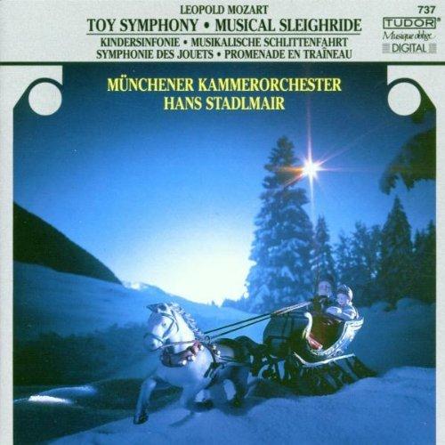 Price comparison product image H. Stadlmair/ Mko Kindersinfonie/Musik.Schlitten Symphonic Music