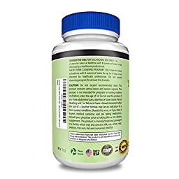 Advanced Colon Detox Cleanse - Promotes Weight Loss, Eliminates Toxins and Boosts Energy with a safe and super effective colon cleanser for women and men. Best, all natural, herbal formula. 100% Satisfaction Guaranteed.