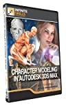 Character Modelling in 3ds Max Training DVD