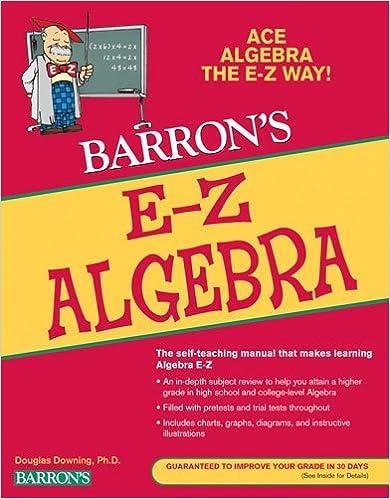 Amazon trigonometry mathematics books e z algebra barrons e z series fandeluxe Choice Image