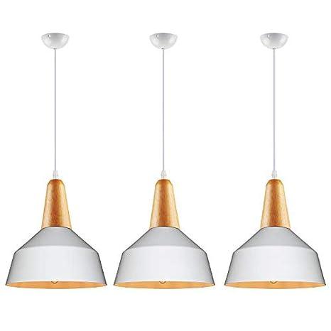 Lámpara De Techo Moderna De Metal Forjado E26 / E27 ...