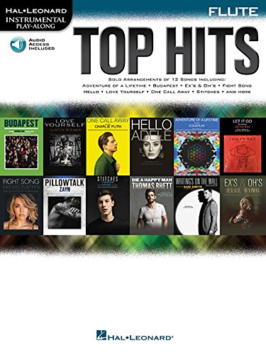 Top Hits: Flute ebook