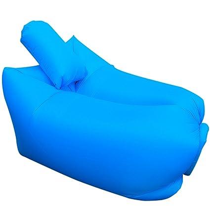 Fashion hinchable Camilla sofá silla Combo Set con cojín ...