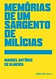 capa de Memórias de Um Sargento de Milícias