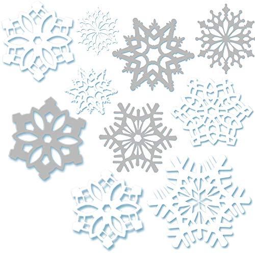 Snowflake Cutouts 30ct ()