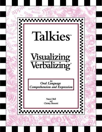 Visualizing Verbalizing Language Comprehension Expression