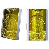 Amazon star wars business card holder han solo toys games kotobukiya star wars c 3po business card holder colourmoves