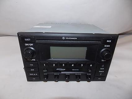 2003 vw jetta monsoon stereo wiring amazon com 03 09 vw passat jetta golf monsoon radio cd player  vw passat jetta golf monsoon