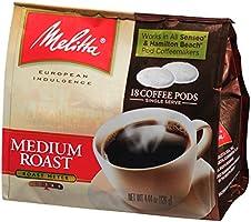 Melitta cápsulas de café suaves, 18 unidades: Amazon.com ...