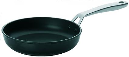 IBILI 465018 sartén Titan Hierro Fundido Negro, forja, Negro, 41 x 21 x 5 cm