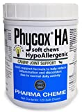Phycox 120 Count HypoAllergenic Soft Chews for Pets, My Pet Supplies