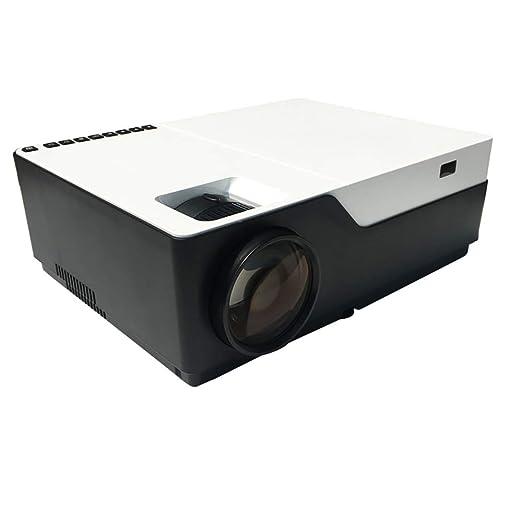 AI LIFE Proyectores 1920x1080 WiFi Soporte Proyector de Video 4K ...