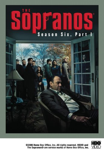 The Sopranos: Season 6, Part 1 by Warner Home Video