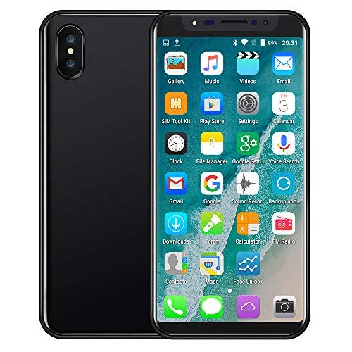 Unlocked Smartphone,5.8 inch Dual HD Camera IPS Full Screen GSM/WCDMA 4GB WiFi Bluetooth GPS 3G Mobile Phone Cell Phone -