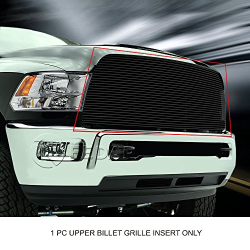 Replacement Upper Grille (Fedar Main Upper Replacement Billet Grille Insert for 2013-2017 Dodge Ram 2500/3500)