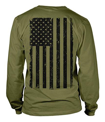 Men's Olive Green Shirt: Amazon.com