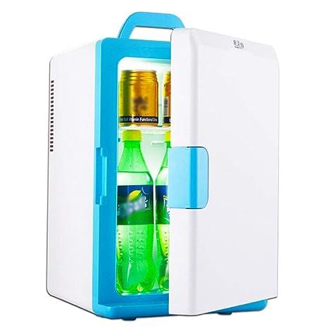 Nevera portátil eléctrica, refrigerador del coche 18L SKC Mini ...