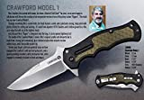 Cold Steel Crawford Model 1 Folding Knife with