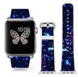 Best Watches For Galaxies - 42mm Apple Watch Band for Women, 3C-LIFE iWatch Review