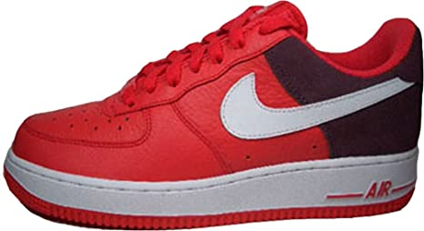 many styles new products factory price Nike Air Force 1 488298 600 Red Size 47/US 12.5/UK 11.5/Euro ...