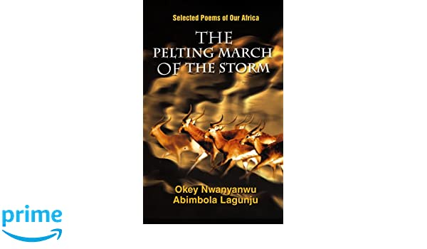 Amazon The Pelting March Of The Storm Selected Poems Of Our
