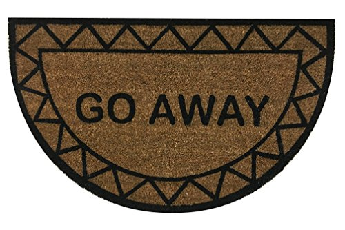 Go Away Door Mat - 3