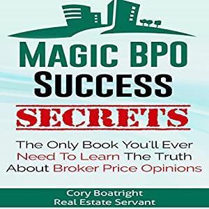 Magic BPO Success Secrets Audiobook