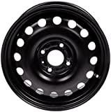 "Dorman Steel Wheel with Black Painted Finish (15x6""/4x108mm)"