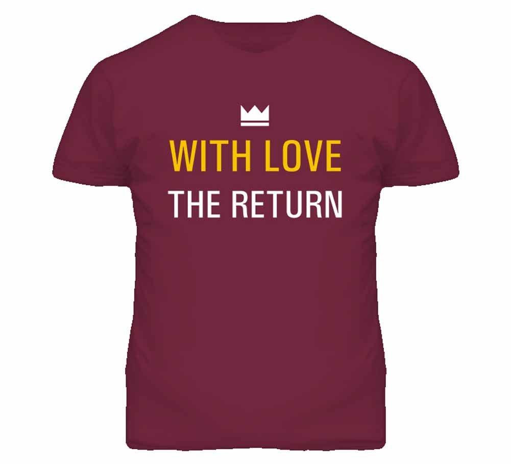 Tshirt Bandits S Witness The Return With Love T Shirt